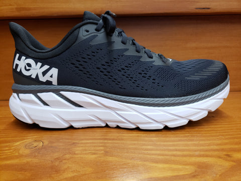 Hoka Clifton 7 black/white 1110508BWHT