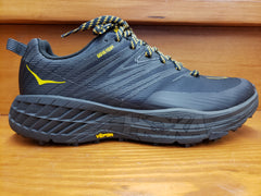 Hoka Speedgoat 4 WP Anthracite/dark gull grey 1106530ADGG