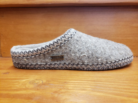 Haflinger AS classic slipper natural 612001-87