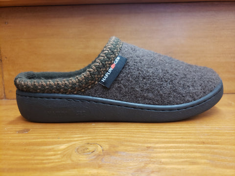 Haflinger AT slipper chocolate AT65