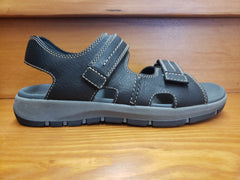 Clarks Brixby Shore Sandal Black 26131545