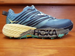 Hoka Speedgoat 4 Provincial Blue/Luminary Green  1106527PBLG