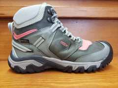 Keen Ridge Flex Mid WP Castor grey/dubarry 1024919