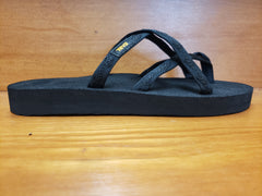 Teva Olowahu Mixed Black on Black 6840 MBOB