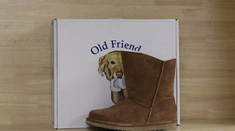 Old Friends Sheepskin Boots