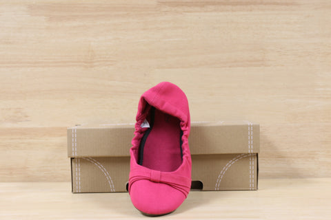 Keen Cortona Bow Rose Red