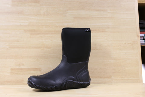 "Superior boot 12"" black"