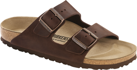 Birkenstock Arizona Habana leather  52533, 52531