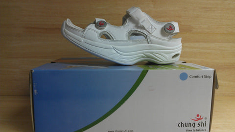 Chung Shi Comfort Step level 1 White