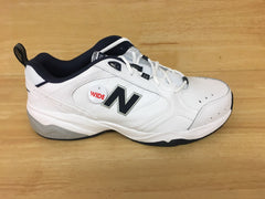 MISMATES!!  New Balance MX624WN2:  Rt: 13 6E   Lt: 12 4E