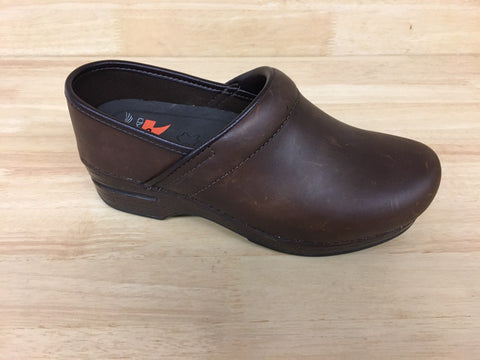 Dansko Professional XP Oiled Brown