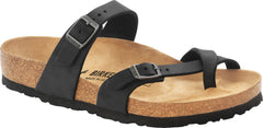 Birkenstock Mayari Black Oiled leather            171481