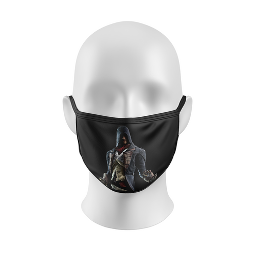 Assassins creed mask, assassins creed face mask