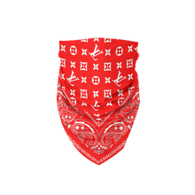 Load image into Gallery viewer, Louis Vuitton Bandana, LV Bandana, LV Bandanas, LV Face Mask