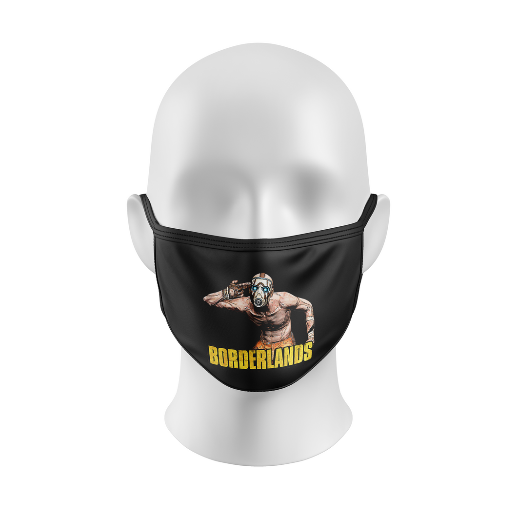 Borderlands Mask, Borderlands face mask