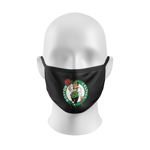 Boston Celtics Mask, NBA Fcae Mask