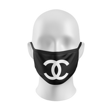 Load image into Gallery viewer, Chanel Mask, Chanel Face mask