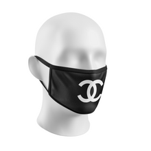 Load image into Gallery viewer, Chanel Mask, Custom Mask