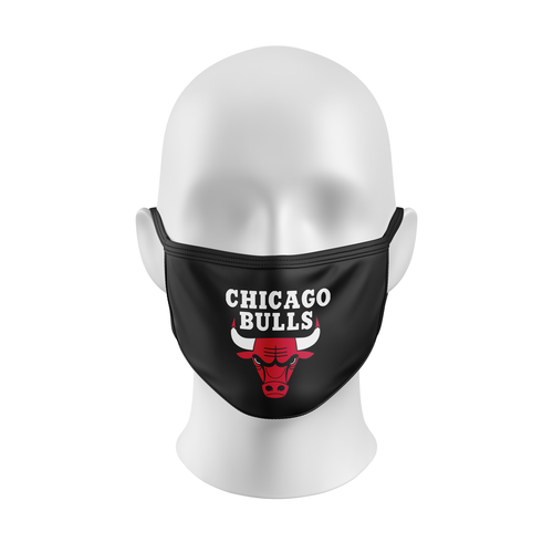 Chicago bulls Mask, Chicago bulls face mask