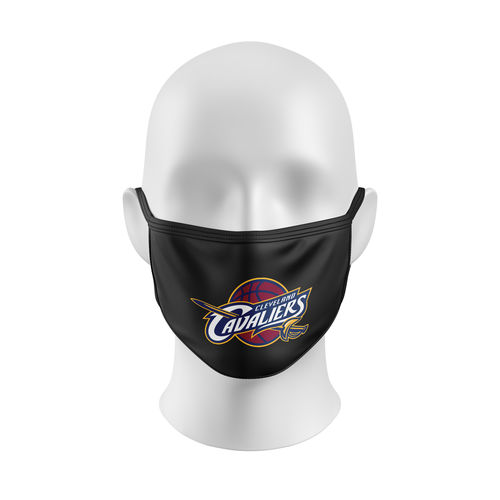 CLEVELAND CAVALIER Mask, NBA Face Mask