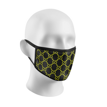 Load image into Gallery viewer, Gucci Mask, Gucci Face Mask, Custom Face Mask