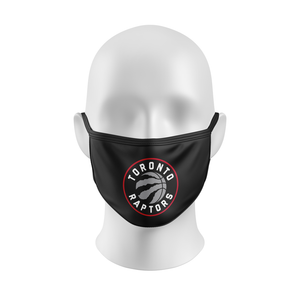 NBA MASK, NBA FACEMASK, TORONTO RAPTORS, BASKETBALL, CUSTOM FACEMASK