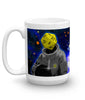 "11 oz ""d20 Astronaut"" Mug (left-side)"