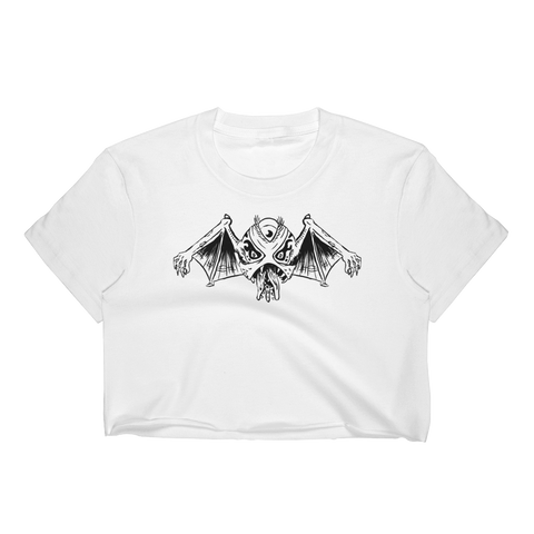 """Flyebat"" Crop Top"