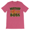 """Mustard Is The Boss"" Men's T-Shirt"