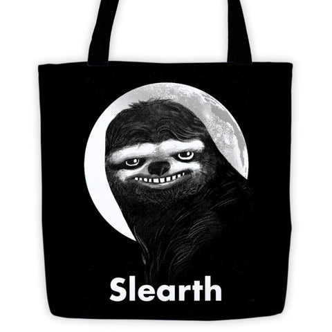 Slearth Tote Bags