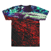"""Alligator"" Men's Allover Print T-Shirt"