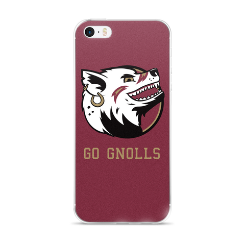 """Go Gnolls"" iPhone Case"