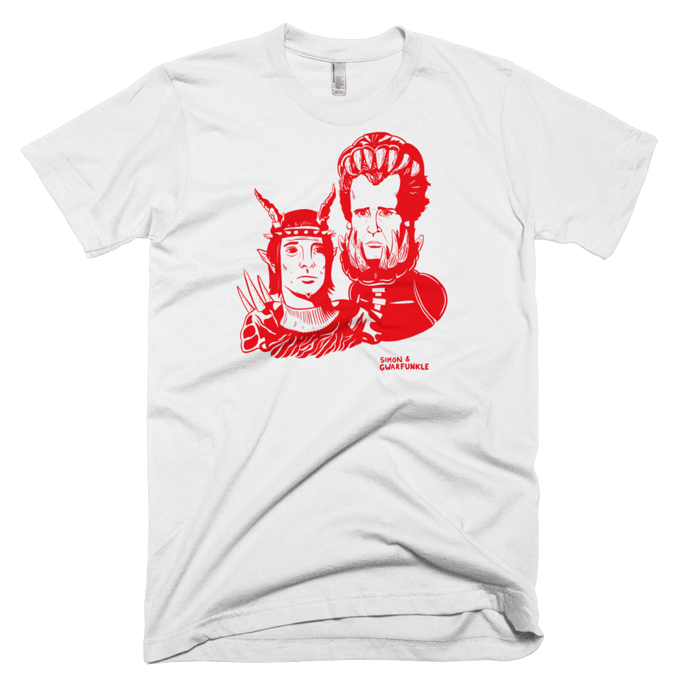 """Simon & Gwarfunkle"" Men's T-Shirt"