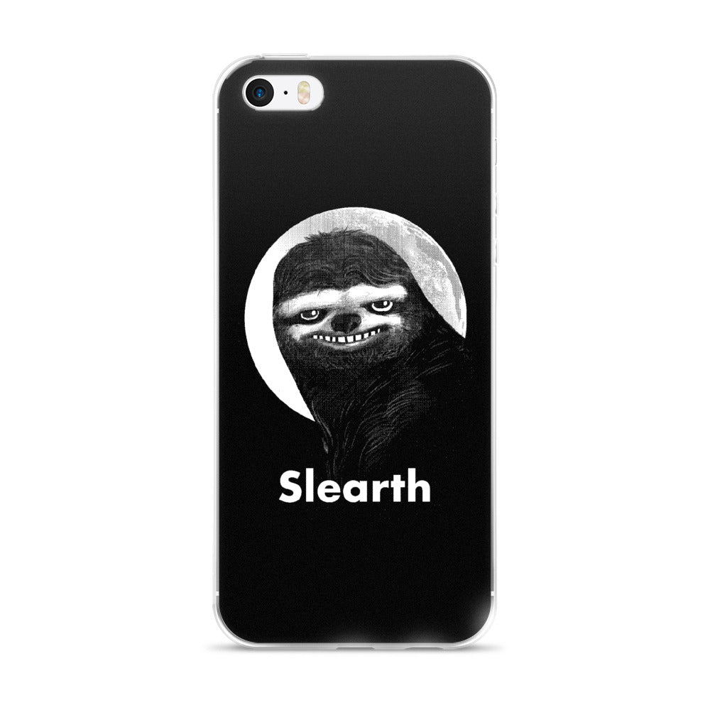 """Slearth"" iPhone Case"