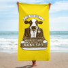 """4/20 Vegan Mac & Cheese Bake Off"" Towel"