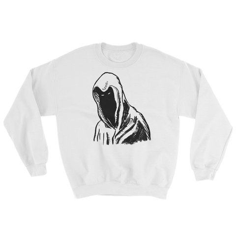 """Hooded Figure"" Sweatshirt"
