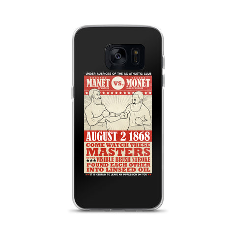 """Manet vs. Monet"" Samsung Case"