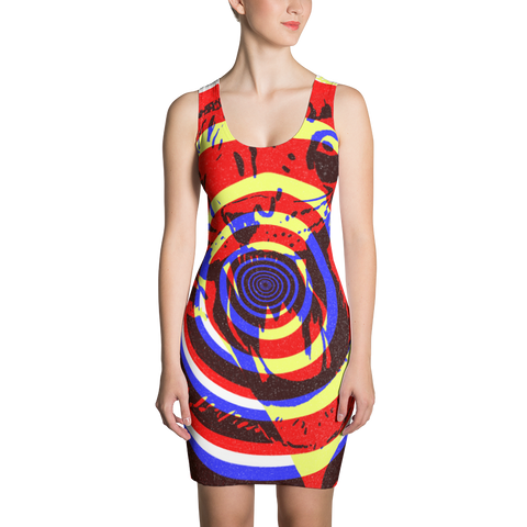 """Tiger Nachos"" Dress"