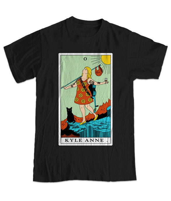 "Kyle Anne ""The Fool"" T-Shirt"