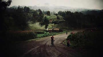 Josh's Mason Bokeh Race around Rwanda bike check