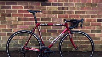 READER'S RIDE: Ollie's Cannondale CAAD7