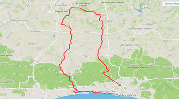 RIDERS RAMBLE: OLLIE'S WORLD FAMOUS SUSSEX LOOP