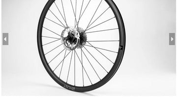 Velonews 9/10 Review - HUNT 30 Carbon Gravel Disc Wheelset