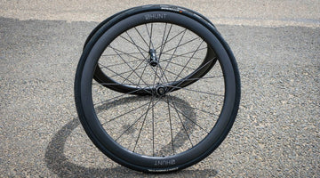 Velonews 4.5/5 Review - HUNT 44 UD Carbon Spoke Disc Wheelset