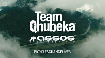 HUNT to partner with Team Qhubeka ASSOS