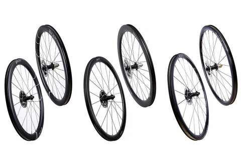 Road/CX Disc Brake Wheels