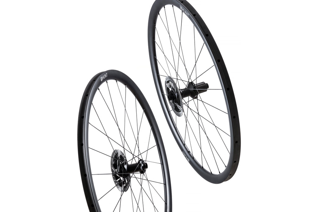 HUNT 30 Carbon CX Disc Tubular Wheelset