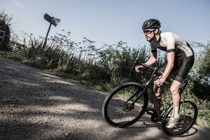<h1>Weight</h1><i>The consequence of the fanatical attention to detail is an outstandingly light 1479 gram wheelset weight. Your acceleration and climbing will be super-charged. There are few, if any disc brake wheels that are designed for the rigours of gravel/CX/heavy-duty road that deliver like the 30Carbon Gravel Disc.</i>