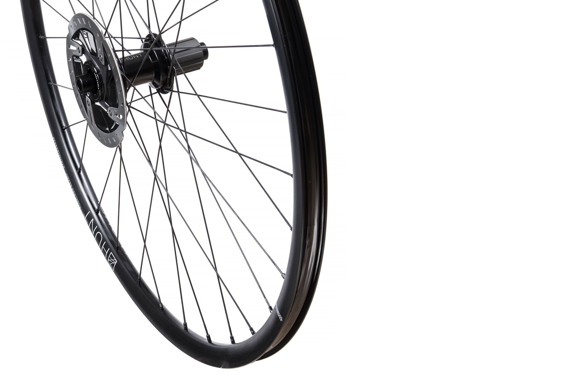 HUNT 4 Season Superdura Disc Wheelset
