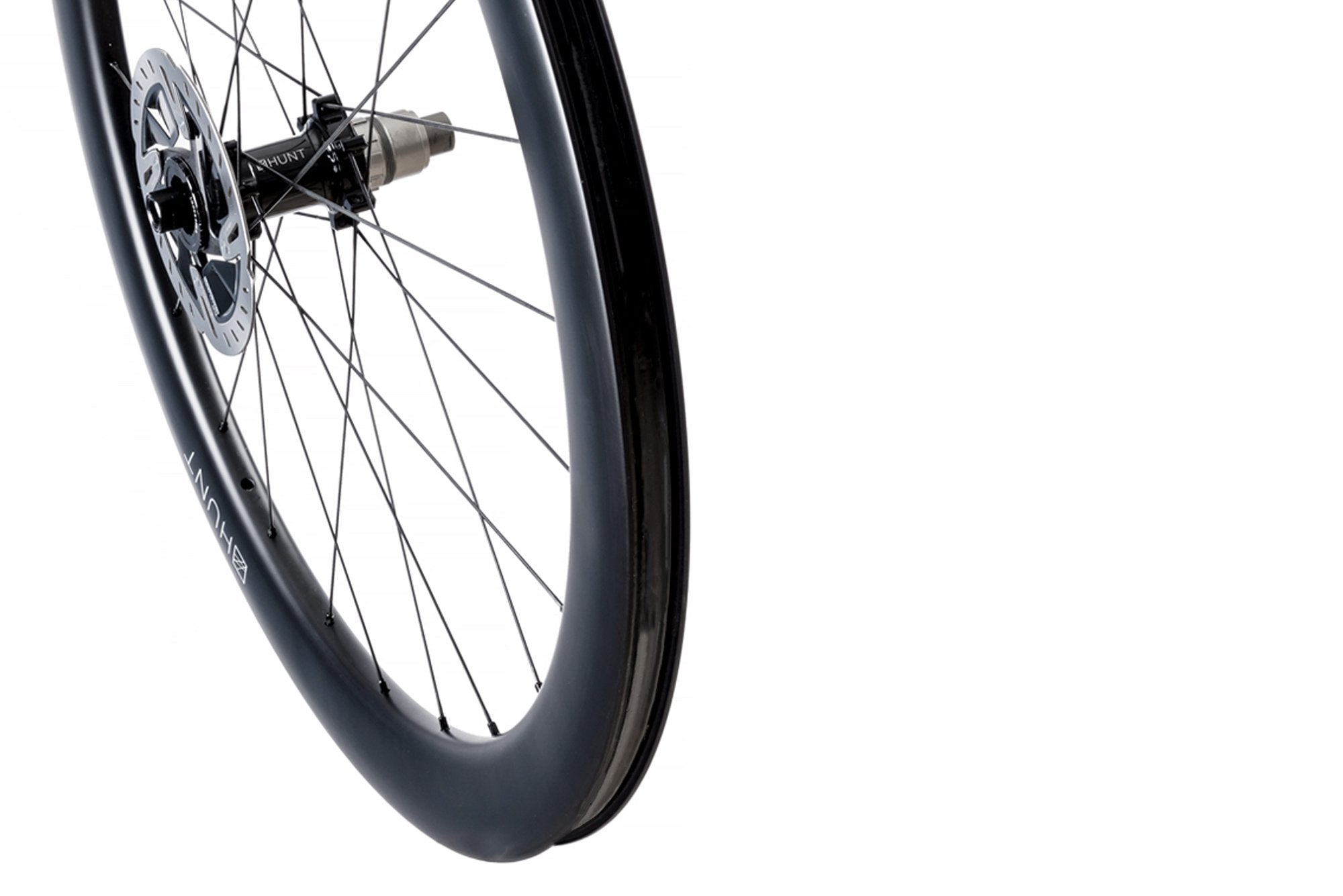 HUNT 4454 Aerodynamicist Carbon Disc Wheelset
